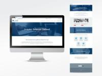 Unitifi Homepage Design